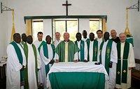 Католические епископы Судана