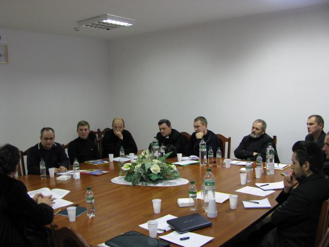 Встреча специалистов по экуменизму во Львове