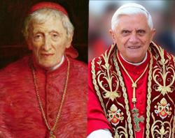 Папа готовит речи о кардинале Ньюмене